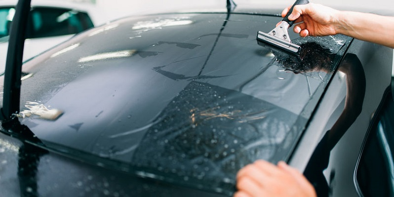 Car Windows Tinting