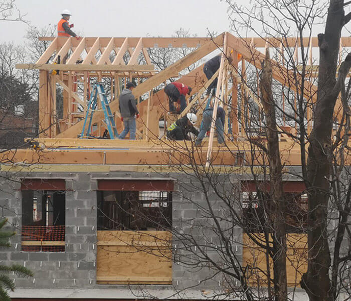 Home Building Repair Service