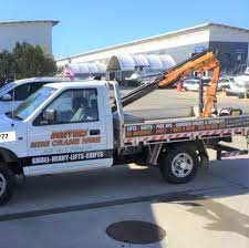 hiab truck hire